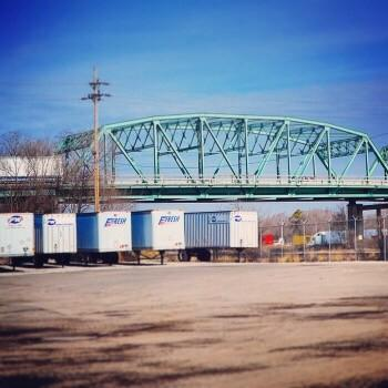 The central location of St. Louis makes it an ideal place for a distribution warehouse.